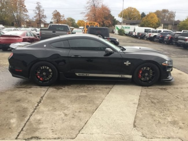 New 2019 Ford Mustang Coupe 2019 Shelby Super Snake For