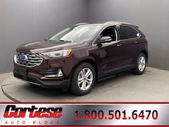 New 2020 Ford Edge SEL Crossover for sale in Rochester at Cortese Ford