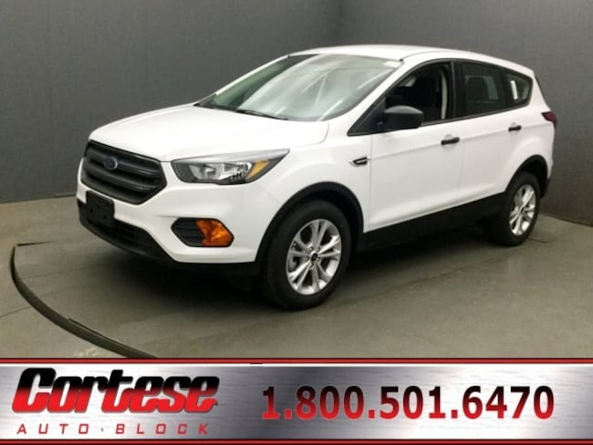 New 2019 Ford Escape S SUV For Sale/Lease  in Rochester, NY