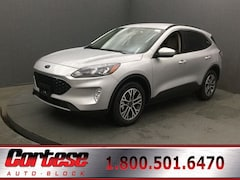 New 2020 Ford Escape SEL SUV for sale in Rochester at Cortese Ford