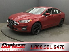 New 2020 Ford Fusion SE Sedan for sale in Rochester at Cortese Ford