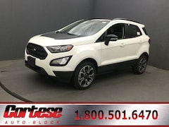 New 2019 Ford EcoSport SES Crossover for sale in Rochester at Cortese Ford