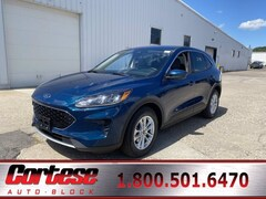 New 2020 Ford Escape SE SUV for sale in Rochester at Cortese Ford