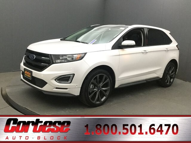 2018 Ford Edge Sport SUV 2FMPK4AP1JBB96280