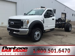 New 2019 Ford F-550 Chassis F-550 XL Commercial-truck for sale in Rochester at Cortese Ford
