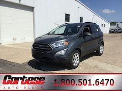 New 2020 Ford EcoSport SE Crossover for sale in Rochester at Cortese Ford