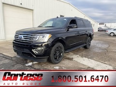 New 2020 Ford Expedition Max XLT SUV for sale in Rochester at Cortese Ford