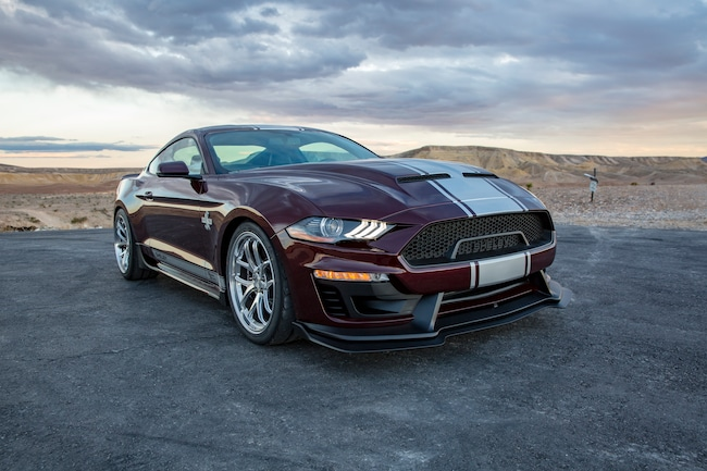 2019 Ford Mustang 2019 Shelby Super Snake Coupe