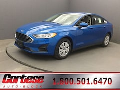New 2020 Ford Fusion S Sedan for sale in Rochester at Cortese Ford