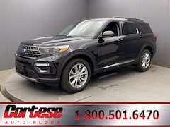 New 2021 Ford Explorer XLT SUV for sale in Rochester at Cortese Ford