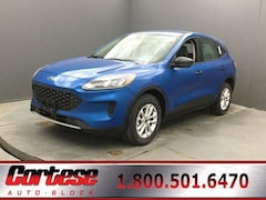 New 2020 Ford Escape S SUV for sale in Rochester at Cortese Ford