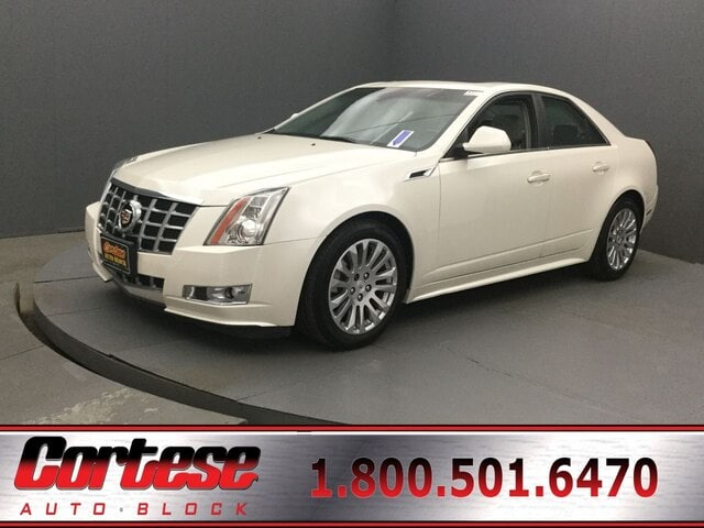 2013 Cadillac CTS Premium Sedan 1G6DS5E39D0101929
