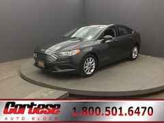 Used 2017 Ford Fusion SE Sedan 3FA6P0H79HR282695 for sale in Rochester at Cortese Ford