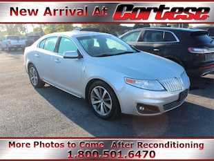 2009 Lincoln MKS Base Sedan 1LNHM94R09G630573