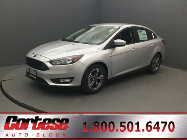 New 2018 Ford Focus SE Sedan For Sale/Lease  in Rochester, NY