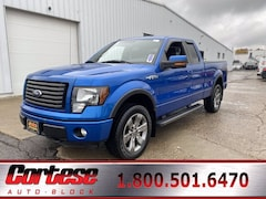 Used 2012 Ford F-150 FX4 Truck Super Cab 1FTFX1EF2CFB62769 for sale in Rochester at Cortese Ford