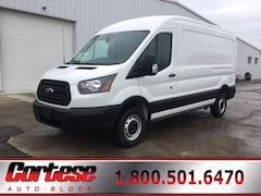 New 2019 Ford Transit-250 w/Sliding Pass-Side Cargo Door Commercial-truck for sale in Rochester at Cortese Ford