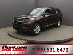 New 2020 Ford Explorer XLT SUV for sale in Rochester at Cortese Ford