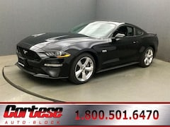 New 2018 Ford Mustang GT Coupe for sale in Rochester at Cortese Ford