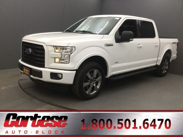 2017 Ford F-150 XLT Crew Cab Short Bed Truck 1FTEW1EPXHFC44134