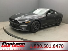 New 2019 Ford Mustang Ecoboost Premium Coupe for sale in Rochester at Cortese Ford