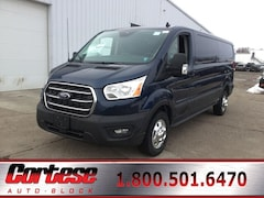 New 2020 Ford Transit-350 Cargo Cargo Van Commercial-truck for sale in Rochester at Cortese Ford