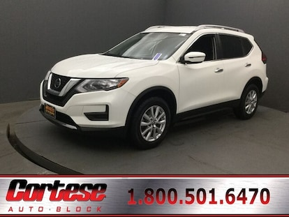 Nissan Dealers Rochester Ny >> Used 2017 Nissan Rogue Sv For Sale In Rochester Ny Stock 97862