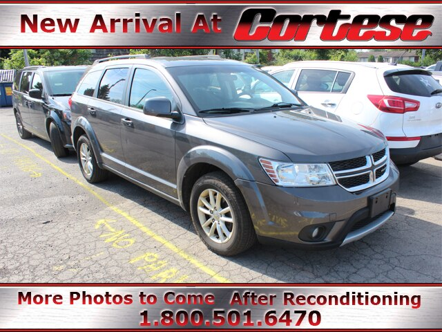 Dodge Dealers Rochester Ny >> Used 2015 Dodge Journey For Sale In Rochester Ny Near Henrietta