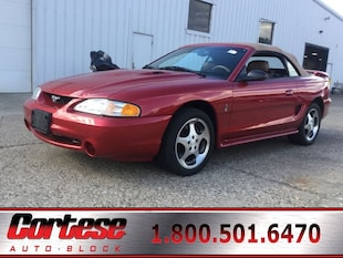 1996 Ford Mustang Cobra Convertible 1FALP46V3TF205905