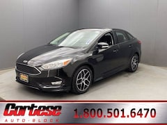 Used 2015 Ford Focus SE Sedan 1FADP3F27FL226833 for sale in Rochester at Cortese Ford