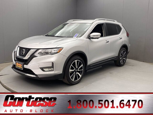 Used 2019 Nissan Rogue Sl For Sale In Rochester Ny Stock 97949