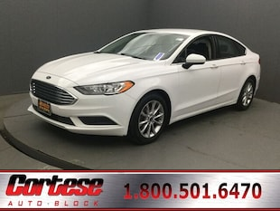 2017 Ford Fusion SE Sedan 3FA6P0HD6HR126474