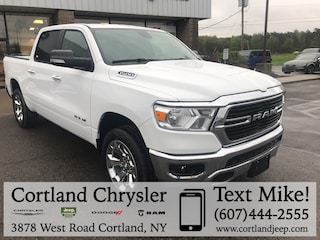 New 2019 Ram 1500 BIG HORN / LONE STAR CREW CAB 4X4 5'7 BOX Crew Cab for sale in Cortland, NY