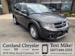 New 2019 Dodge Journey SE AWD Sport Utility for sale in Cortland, NY