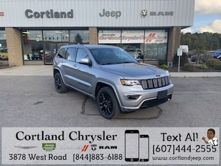 New 2019 Jeep Grand Cherokee ALTITUDE 4X4 Sport Utility for sale in Cortland, NY