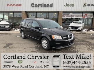New 2019 Dodge Grand Caravan SE Passenger Van for sale in Cortland, NY