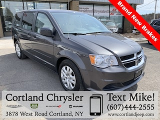 Used 2016 Dodge Grand Caravan SE Minivan/Van 2025779 for sale in Cortland, NY