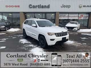 New 2019 Jeep Grand Cherokee ALTITUDE 4X4 Sport Utility 2191330 for sale in Cortland, NY
