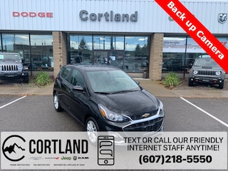 Used 2020 Chevrolet Spark 1LT Hatchback C203502 for sale in Cortland, NY
