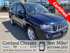 Certified Pre-Owned 2017 Jeep Compass Sport SUV 1C4NJDBB2HD139110 for Sale in Cortland, NY