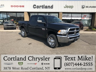 New 2018 Ram 2500 TRADESMAN CREW CAB 4X4 6'4 BOX Crew Cab 2184650 for sale in Cortland, NY