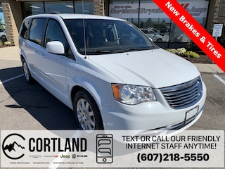 Used 2014 Chrysler Town & Country Touring Minivan/Van 2030059 for sale in Cortland, NY