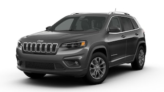 New 2019 Jeep Cherokee LATITUDE PLUS 4X4 Sport Utility 2191680 for sale in Cortland, NY