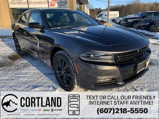 New 2020 Dodge Charger SXT AWD Sedan for sale in Cortland, NY