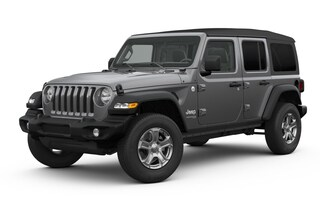 New 2019 Jeep Wrangler UNLIMITED SPORT S 4X4 Sport Utility 2191840 for sale in Cortland, NY