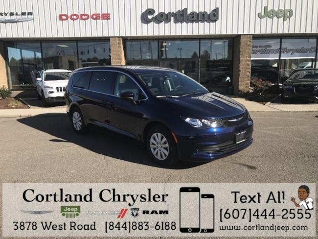 New 2018 Chrysler Pacifica L Passenger Van Cortland, NY