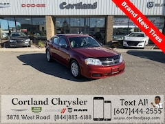 Used 2014 Dodge Avenger SE Sedan 2024178