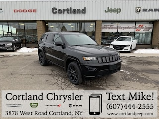 New 2019 Jeep Grand Cherokee ALTITUDE 4X4 Sport Utility 2191770 for sale in Cortland, NY