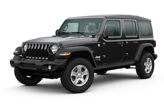 New 2020 Jeep Wrangler UNLIMITED SPORT S 4X4 Sport Utility for sale in Cortland, NY