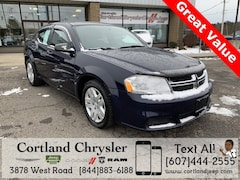 Used 2014 Dodge Avenger SE Sedan 2024358